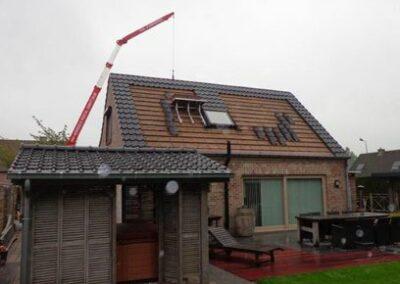 Dakwerken Van Heirseele Pascal in Lochristi ✅ Dakisolatie ✅ Hellende daken ✅ Dakrenovatie ✅ roofing   bel ➡️ 0476 713 482